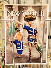 New Yorker Post Card (Joe Shlabotnik) Tags: 2018 newyorker france paris galaxys9 cameraphone april2018 postcard