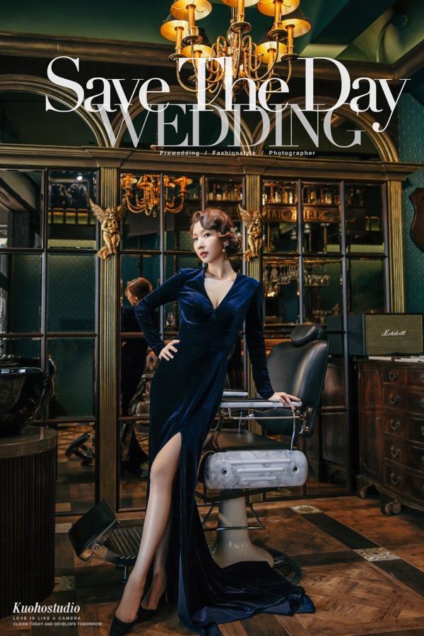台中婚紗攝影,台中自助婚紗,台北自助婚紗,婚紗攝影,郭賀影像,婚紗禮服,全球旅拍,酒館,微醺,prewedding
