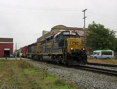 Q329.05 (PPWIII) Tags: grandrapids trains railroad jefferson kindel fort knox q329 csx