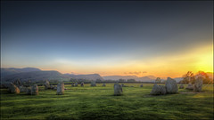 Castlerigg Dusk (Darwinsgift) Tags: lake district cumbria castlerigg dusk sunset nikkor nikon d850 hdr 24mm pce tilt shift