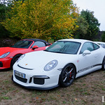 20181007 - Porsche GT3 (GT3-3) Coupe 3.8 475cv - N(2047) - CARS AND COFFEE CENTRE - Domaine de la Tortiniere thumbnail