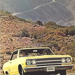 Pages from a 1965 Chevrolet full line brochure thumbnail