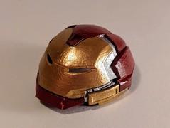 Hulkbuster Head 3D print (00dude00) Tags: lego hulkbuster avengers moc custom