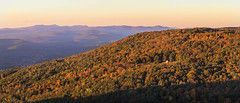 As far as the eye can see (MecCanon [Insta: JLPhotoOfficial]) Tags: catskill shawangunk cragsmoor forest mountain forêt montagne montaña fall autumn automne otoño sunset golden light luz licht lumière canon 80d hdr tokina 1116 rocky cliff landscape paysage paysaje new york tree arbre árbol ciel pierre route falaise pelouse