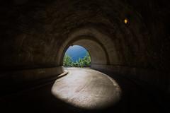 Tunnel (Strocchi) Tags: ridracoli tunnel santasofia bagnodiromagna dark light canon eos6d 24105mm hdr