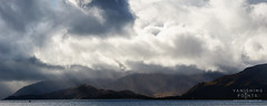 Inversanda Storm Panoramic (VanishingPoints) Tags: weathercomingin autumn lochaber ardnamurchan whiteclouds mistyhills highlands ardgour hills clouds inversanda lowcloud scotland dramaticsky coastal autumnsky sky sunlight uk october grayclouds sallachan lightandshade mountains weather stormyweather swirlingclouds weathermovingin coastalscenery lightcomingthroughclouds mistymountains sunrays stormy lochlinnhe afternoon dappledlight stormysky rain coast coastalhills distanthills