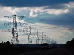 netherlands (gerben more) Tags: netherlands clouds electricity nederland