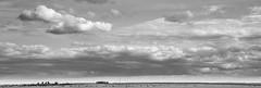 Tower (IronBokeh) Tags: smokestack pipe chimney industrial field minsk belarus europe outdoors clouds blackandwhite bw bnw