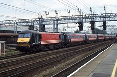 90015 at Crewe Station (TutorJohn72) Tags: class 90 electric locomotive