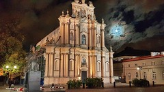 20181024_194224_qhdr (XimoPons : vistas 4.500.000 views) Tags: ximopons polonia varsovia iglesia nocturna polonia2018