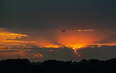 Sunrise. (Robert Hájek) Tags: sunrise sun landscape czphoto czech sony nature cloud sky sonya