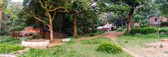 Ashram at Mahendragiri (asheshr) Tags: 18140mm asheshrathor d7200 mahendragiri nikkon nikkor nikon nikor odisha orissa ashram landscape landscapephotography panorama pano panoramicimage panoramicpicture trees dwelling