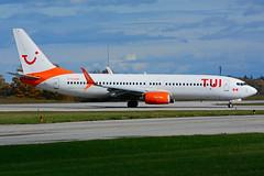 C-FLSW (TUI - Sunwing) (Steelhead 2010) Tags: sunwingairlines tuifly boeing b737 b737800 yhm creg cflsw