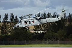 Back to mother (Ross Forsyth - tigerfastimagery) Tags: seahawk mh60s unitedstatesnavy hsc11 dragonslayers scotland edinburgh edinburghairport helicopter cvw1 ussharrystruman carrierairwing1 ab610 610 ab