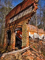 Bell's Store - 2 (2018 edit) (MarksPhotoTravels) Tags: ghosttown laurenscounty phototrek renno ruins southcarolina storeruins