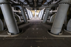 Absorber H1/H2 +25m (G_Albrecht) Tags: absorber entsorgung industrie kraftwerk rea rwe