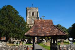 St Marys @ Beddington Park (Adam Swaine) Tags: church churchyard surrey croydon england english gravestones london britain british uk ukcounties canon graves sutton borough