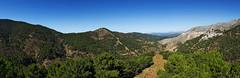 Andalucia (FH   Photography) Tags: malaga spanien landschaft panorama pano berge tal himmel wolkenlos sommer freiheit weite bäume wald natur umwelt horizont draussen