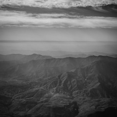 IMG_6043 (JoCo...) Tags: luxair joscorreia joscorreiaphotography fly morocco atlas mountains blackwhite joco flying clouds sky atlasmountains marakkech agadir holiday vacation noir noiretblanc bw black bnw