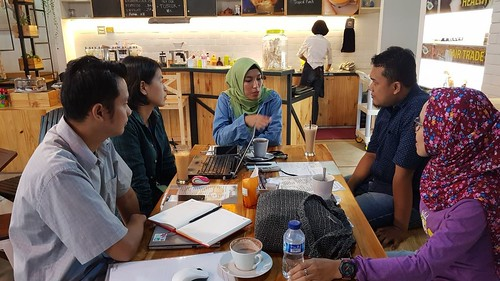 Discussion on Media Trip to Kotawaringin Barat (1)