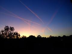 Sun rises (Julie70 Joyoflife) Tags: sunrise sky ég cer koràn ciel