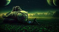 (Galactic Dreamer) Tags: megalithicobservatory glory beautiful light sunset sundown sunlight starlight ocean tree grass landscape sky planet planets universe telescope astronomer astronaut galactic dreams dreamtime fantasy horizon sun nebula creation alien ufo space spacecraft spaceship star journey god spirit discovery cosmos kosmos science big bang panorama comet solar system station creature meteor nature atmosphere heaven heavens blur road people photoadd night