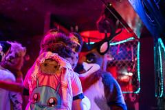 DSC07928 (Kory / Leo Nardo) Tags: frolic party frolicparty fur furry fursuit fursuiting sona fursona sanfrancisco california bar club theeaglebar eagle 2018 dance dj pupleo