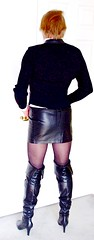 31 (donnacd) Tags: sissy tgirl tgurl dressing crossdress crossdresser cd travesti transgenre xdresser crossdressing feminization tranny tv ts feminized jumpsuit domina blouse satin lingerie touchy feely he she look 易装癖 シー