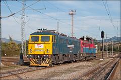 87004, Pirdop (BG), 22/09/18 (bontybermo402) Tags: bzk brc 87004 britannia britishrailways class87 electricscot pirdop serbia netherlands bulgarianrailwaycompany bulgaria