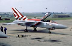 Tornado F3 (Rob Schleiffert) Tags: boscombedown royalairforce raf panavia tornado tornadof3 229ocu ze907