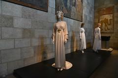 Catholic Girls (Eddie C3) Tags: metropolitanmuseumofart cloistersmuseumandgardens heavenlybodiesfashionandthecatholicimagination