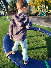 On the Big Yard (quinn.anya) Tags: sam kindergartener sylviamendezelementary bigyard playground