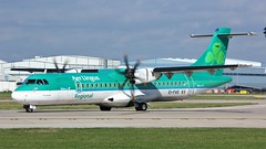EI-FAS (AnDyMHoLdEn) Tags: aerlingus atr egcc airport manchester manchesterairport 23l