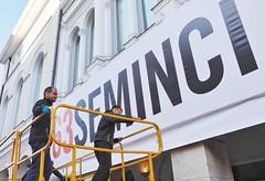 #63Seminci - Decoración del Teatro Calderón (16/10/2018) (SEMINCI) Tags: valladolid seminci cine