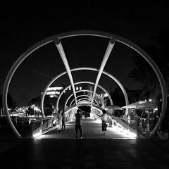 (Vernamm2) Tags: nikon exposure long night bridge wharf washington bnw explore