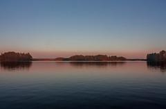 IMG_5270-1 (Andre56154) Tags: schweden sweden sverige see lake wasser water himmel sky sonnenuntergang sunset landschaft landscape abendrot afterglow
