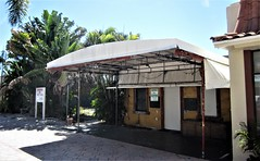 Lounge with patio for sale 9763 (Tangled Bank) Tags: downtown lake worth florida town city urban street commercial building structure old classic vintage empty abandoned shop