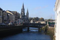 Cork, Ireland (lazy south's travels) Tags: cork ireland irish city countycork river lee building architecture urban church cathedral christian religion bridge stone