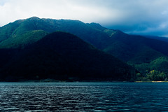 Kawaguchi Lake (alvis2603) Tags: japan lake water trees fujimount kawaguchilake