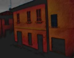 Oblio (Stefano M. Naïf) Tags: edificio finestra porta building window door house oblio postprocessing editing manipulation casa