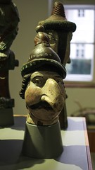 Tyroler Folk Museum, Innsbruck (Ruth, London) Tags: sculpture character boss carving sleigh wooden wood austria tyrol tyrolean salzburg innsbruck autumn fall 2018
