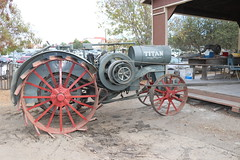 2018 Fall Tractor Show (AGSEM1976) Tags: agsem vista museum agriculture tractors cars vintage fixerupper case caterpillar johndeere farmall farm mill rumley 1912 pull parade video engines gas steam old oil holt advance white fall tractorshow socal san diego north county