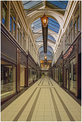 The Arcade (Giovanni Giannandrea) Tags: stirlingarcade stirling williamcrawford victorian castlerock alhambraarcade crawfordarcade alhambratheatre listedgradeb facade murrayplace kingstreet renovation redecoration