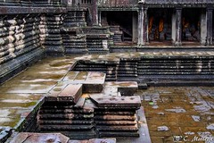 180726-090 Angkor Wat (clamato39) Tags: angkor angkorwat cambodge cambodia asia asie temple religieux religion voyage trip ancient ancestrale old oldbuilding historique historic history patrimoine