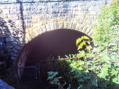 PLYMOUTH. (RUSTDREAMER.) Tags: rustdreamer plymouth devon devonport tunnel railway thedarkies lswr ford