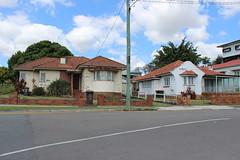 Houses in Lutwyche, Brisbane (philip.mallis) Tags: brisbane lutwyche suburb street