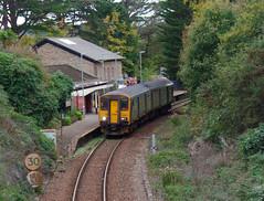 150247 Perranwell (1) (Marky7890) Tags: gwr 150247 class150 sprinter 2t80 perranwell railway cornwall maritimeline train