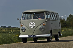 Volkswagen Typ 2 T1c Panel Van 1965 (0155) (Le Photiste) Tags: clay volkswagenagvagwolfsburggermany volkswagentyp2t1cpanelvan cv 1965 volkswagentyp2modell215t1cpanelvan simplygrey oddvehicle oddtransport rarevehicle uv4759 sidecode1 cwodlp elfstedenoldtimerrally hindeloopenfryslânthenetherlands thenetherlands afeastformyeyes aphotographersview autofocus artisticimpressions alltypesoftransport anticando blinkagain beautifulcapture bestpeople'schoice bloodsweatandgear gearheads creativeimpuls cazadoresdeimágenes carscarscars canonflickraward digifotopro damncoolphotographers digitalcreations django'smaster friendsforever finegold fandevoitures fairplay greatphotographers groupecharlie perfectview peacetookovermyheart hairygitselite ineffable infinitexposure iqimagequality interesting inmyeyes livingwithmultiplesclerosisms lovelyflickr myfriendspictures mastersofcreativephotography niceasitgets photographers prophoto photographicworld planetearthbackintheday planetearthtransport photomix soe simplysuperb slowride showcaseimages simplythebest thebestshot thepitstopshop themachines transportofallkinds theredgroup thelooklevel1red vividstriking wheelsanythingthatrolls yourbestoftoday wow