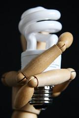 Woody holding Light Bulb (Desktopedia.com) Tags: