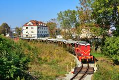Lxd2-364 (Radosław Matysek) Tags: lxd2 lxd2364 narrow gauge diesel górnośląskie koleje wąskotorowe tarnowskie góry miasteczko śląskie polska poland